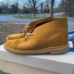 Clarks Desert boot / Bronze Brown